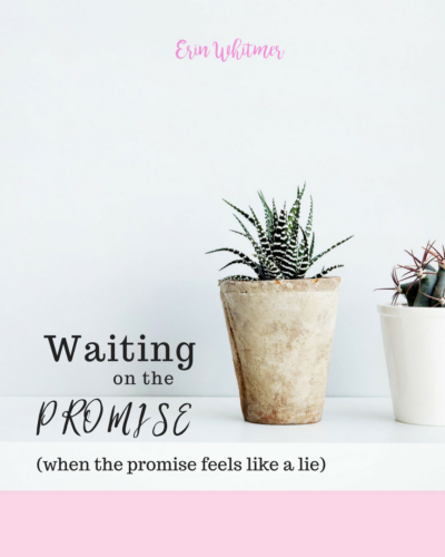 Waiting on the Promise