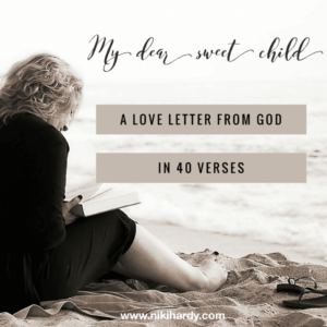 love letter from God