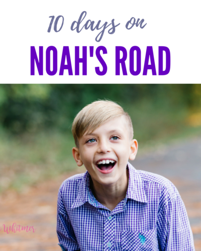 Ten Days on Noah's Road: The 9-Year Anniversary